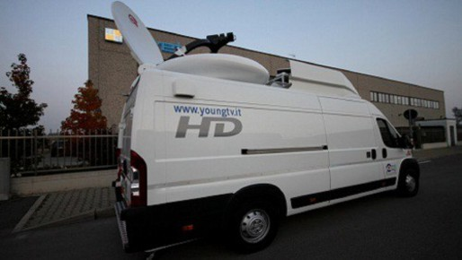 Young Attrezzatura DSNG Uplink Pisa Toscana - ITA-615 Young Unit 9 ...